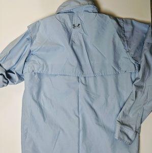 Under Armour Shirts - Under Armour Flats Guide Field Shirt S